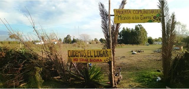 Huerta Comunitaria